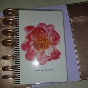 The Happy Planner Case and Planner Cover
